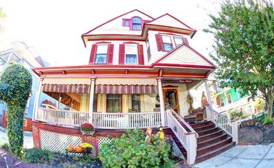Photo for Prince Edward Inn - 1 & 2 Bdrm Suites - 1/2 Block to Beach 2-5 people.