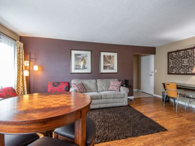 Photo for Charming and Close-in 2BD/1BA condo