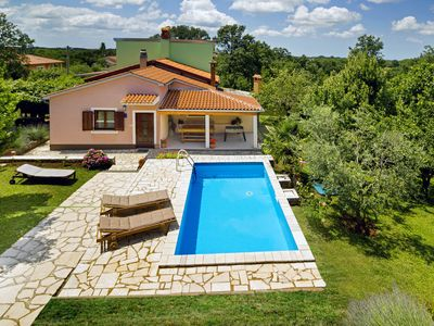Photo for Holiday home Ecio, with a large garden, surrounded by nature, fully fenced