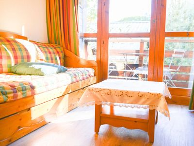 Photo for 2 rooms 4 people 3* exposed south