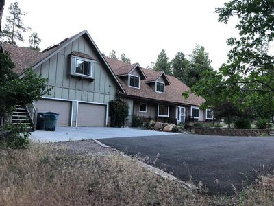 Photo for Just listed - 3 acre mountain getaway  minutes away from downtown Flagstaff!