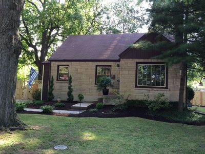 Newly renovated in quiet neighborhood near airport UofL, the Downs & Downtown !