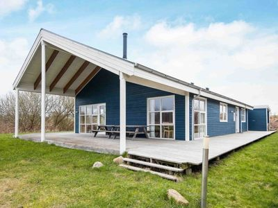 Photo for Vacation home Begtrup Vig in Knebel - 8 persons, 2 bedrooms