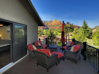 Photo for New to VRBO ~ Mustang Meadows Retreat~ Perfectly Located within Walking Distance to Uptown!