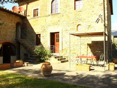 Photo for Old country house from the XV century in the heart of Tuscany