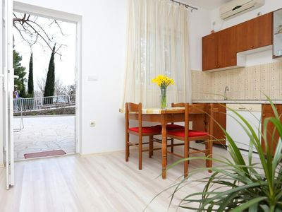 Photo for Studio flat with terrace Omiš
