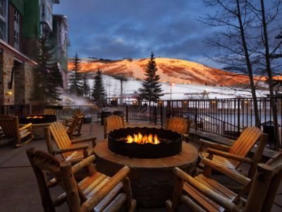 Photo for Sundance Film Festival, Marriott Mountainside, Ski-in, Ski-out