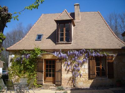 Photo for 3BR Cottage Vacation Rental in Saint-Félix-De-Reillac-Et-Mortemart, Nouvelle-Aquitaine