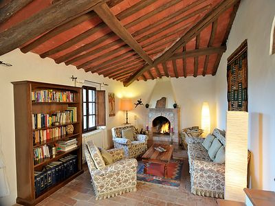 Photo for Vacation home Vedi Torre in San Gimignano - 10 persons, 5 bedrooms