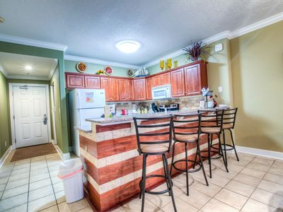 Photo for Beachfront 2BD  Ocean Villa! Beach chairs included! Gorgeous Amenities By ZIA!