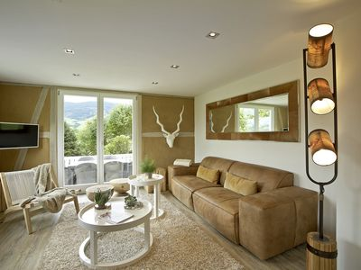 Photo for Boutique design holiday home in great secluded location, Kirchzarten by Freiburg
