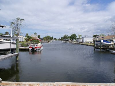 Photo for Just $95/nt Sep 18-30 ~ Waterfront Home, Floating Dock, Great Gulf Fishing