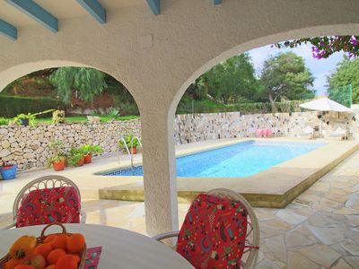 Photo for Villa with large pool for a wonderful holiday