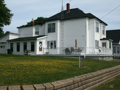Photo for Large Island Home on Beautiful Bay of Fundy with Whale Watching Tours Arranged.