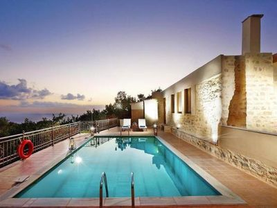 Photo for holiday home, Triopetra  in Kreta - 10 persons, 4 bedrooms