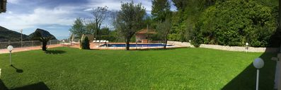 Photo for Villa with private pool near Pompeii, Positano, Naples, Amalfi, Sorrento,