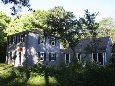Photo for Quiet, Beautiful, Renovated Captain's House In Peaceful Conservation Haven