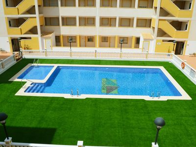 Photo for 3BR Apartment Vacation Rental in Mar de Cristal, Murcia