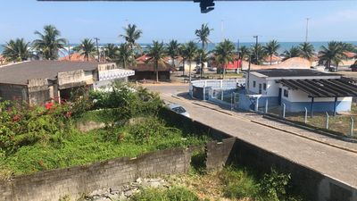 Photo for Ap. 1 bedroom facing the beach, shops all close, Mongaguá platform ..