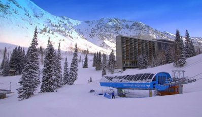 Photo for The CliffClub At Snowbird : Ski in Ski Out Resort Pinnacle unit
