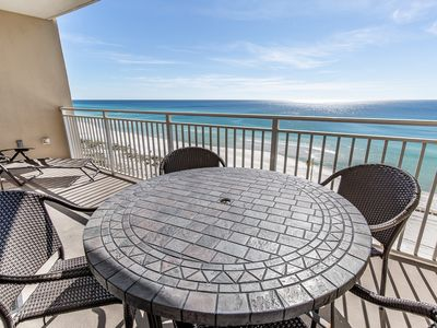 BeachFRONT for 6☀Emerald Beach 727☀Book for Thanksgiving! Gulf Views- Pools