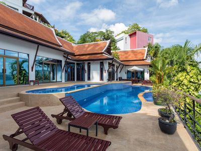 Photo for Pra Nang, Villa 4102,  5 Bedroom Villa in Patong Beach