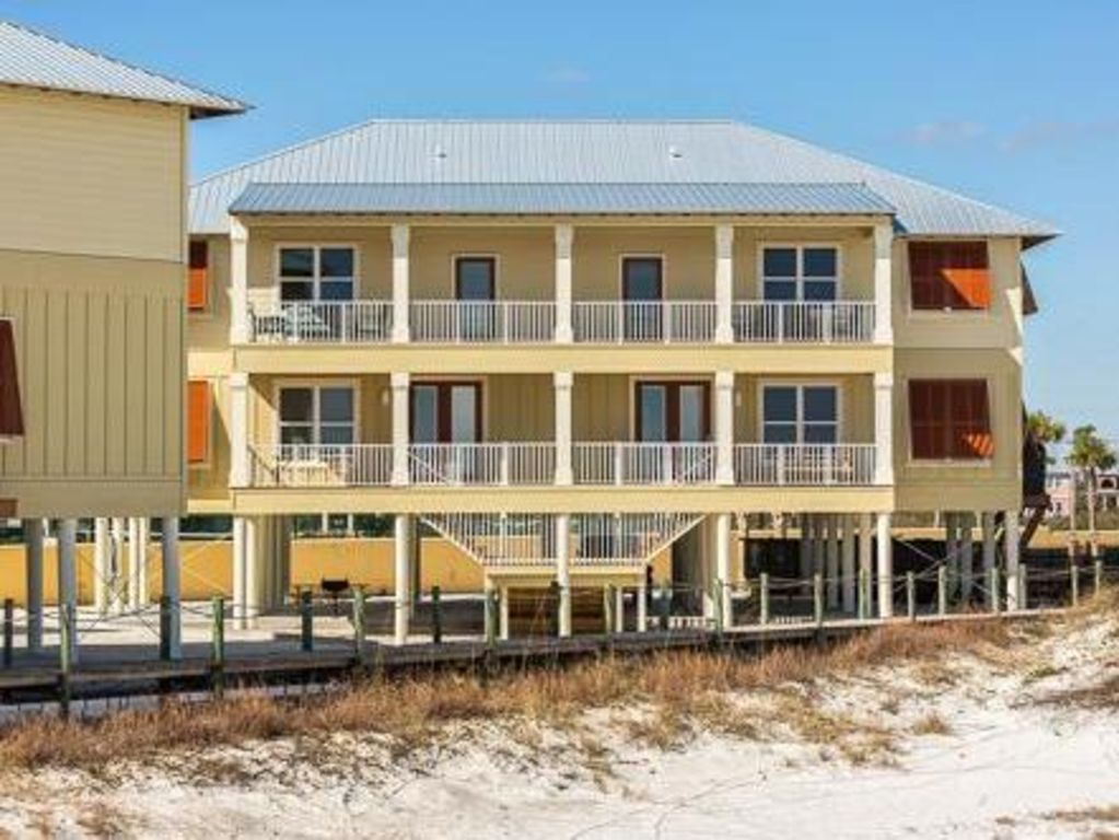 Summer Salt East 3 Beautiful Beachside Duplex Sleeps 16 Wedding Friendly Pool Share Orange Beach