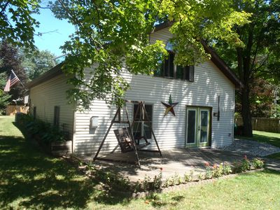Photo for Family friendly home just minutes to Sleeping Bear Dunes National Lakeshore