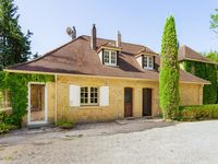 Beautiful, extensive gardens, situated at the edge of a village with a bakers an ...