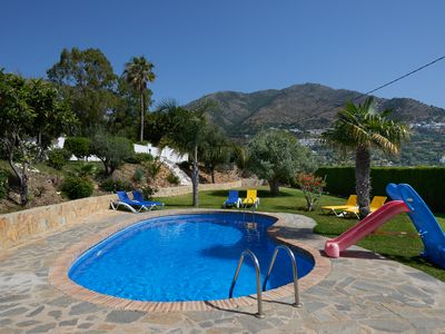 Photo for A Charming Spanish Villa, Just Perfect for your Mijas Vacation