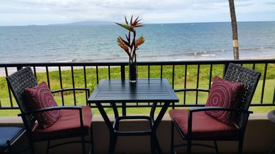 Photo for Ocean Front Starting $159 night! Refresh, Relax, Discover Sugar Beach 2nd Floor