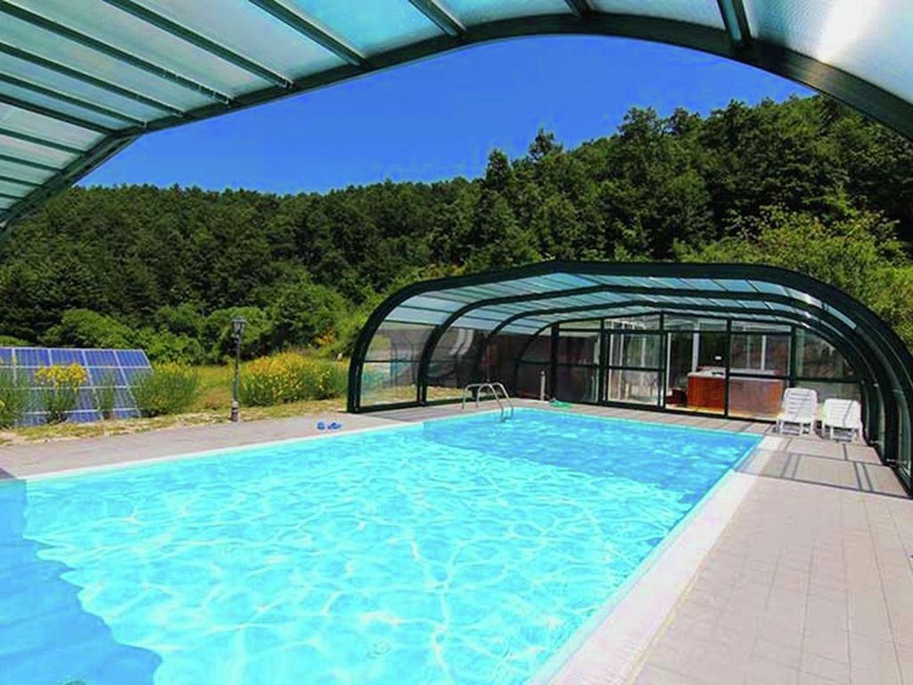 Agriturismo In The Appenines With Covered Swimming Pool And Jacuzzi Ha 8600533 Apecchio
