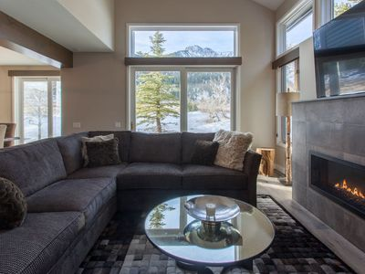 Photo for Luxury updated & remodeled, 3 bedroom, 3 1/2 bath + den townhome- Snowcreek 5