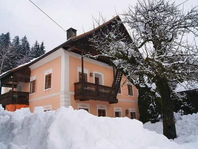 Photo for Country house Weger, Kirchbach bei Nassfeld  in Weissensee - 8 persons, 3 bedrooms
