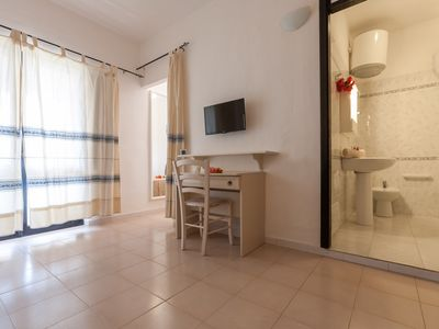 Photo for Free Beach Residence, apartment 100m from private beach