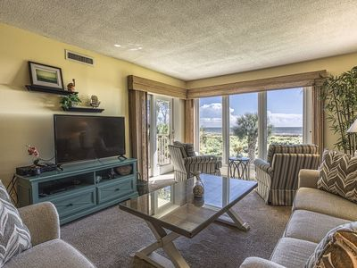 Photo for 203 Shorewood - 2 Bedroom Oceanfront Villa with Private Oceanfront Balcony!