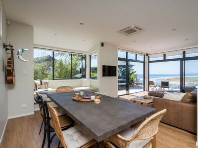 Photo for Modern home with stunning sea and estuary views, your ideal holiday retreat.