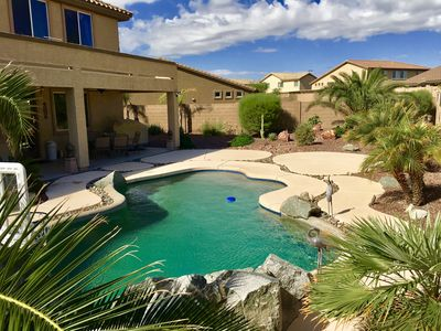 Photo for Luxury Deluxe 3600' Executive Home 5 Bed 3 Bath W Private Pool
