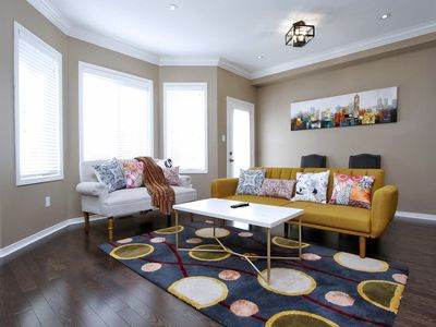 Photo for New 4 Bedroom House Near Toronto! Your Getaway Deserves Better! ^_^