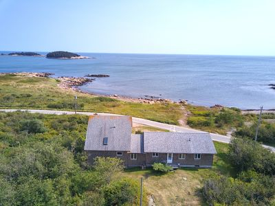 Photo for Island Views & Bold Atlantic! Relax and experience the quieter side of Acadia!