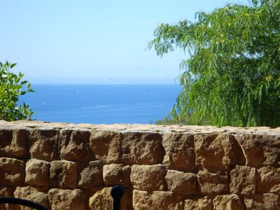 Photo for Between La Duquesa-Sotogrande, luxury, large private garden and sea views WIFI