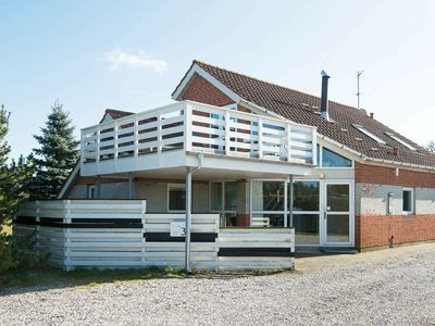 Photo for Swanky Holiday Home in Glesborg with Swimming Pool