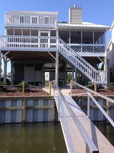 Photo for 3BR House Vacation Rental in Sunset Beach, North Carolina
