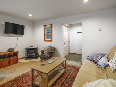 Photo for 1BR Condo Vacation Rental in Stowe, Vermont