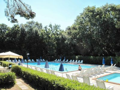 Photo for Apartment Residence Il Paradiso (GUA140) in Guardistallo - 4 persons, 1 bedrooms
