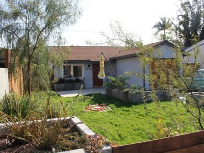 Comfortable clean home in a walkable and hip neighborhood