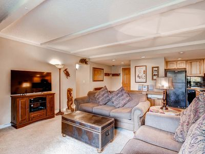 Photo for 20% Off! Breck's Most Popular Location! Views, Wi-Fi, Garage Parking
