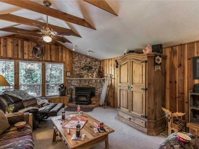 Photo for Main Stay, 4 Bedrooms, Sleeps 8, Fishing Nearby, Hot Tub, Flat Panel TV, AC
