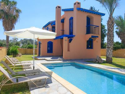 Photo for 2 bedroom Villa With Private Pool, On The Beach