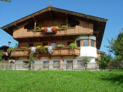 Photo for House Tyrol 55 m² - Obinghof & Haus Tirol